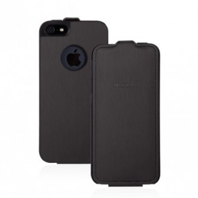 Concerti Flip Case for iPhone 5/5s - Black