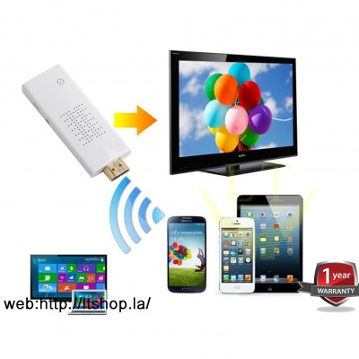 Iphone to HDMI WI_Fi  TV
