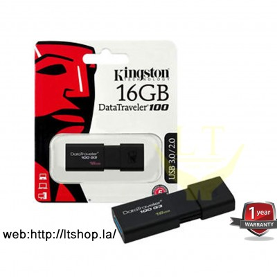 USB Kingston 16GB data traveler100