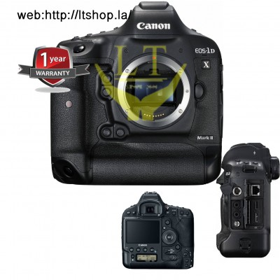 Canon EOS-1DX Mark II DSLR Camera Body