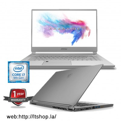 MSI P65 Creator 9SE-1016TH - RTX 2060 6GB