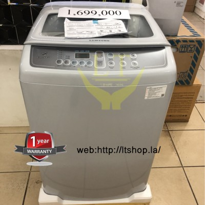 Wash Machine Samsung 1 ถัง WA75H4000SG (7,5kg)
