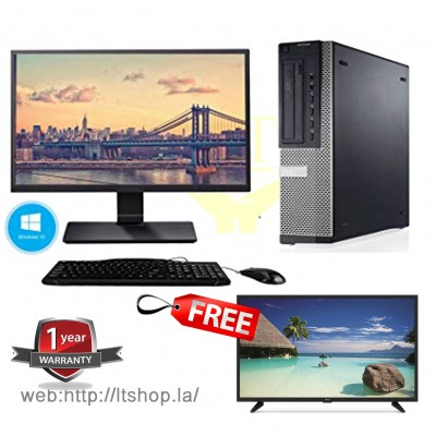 Dell Optiplex 7010 - core I3 Free TV Sony 32""