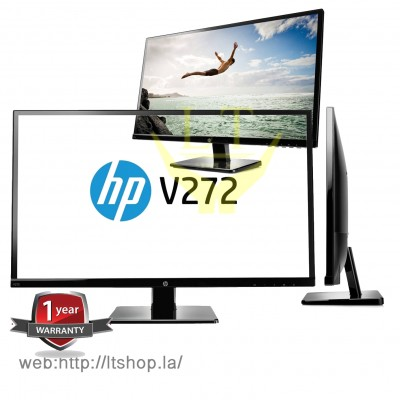 LED HP V272(M4B78AA#AKL)IPS, HDMI) 27""