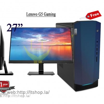 Lenovo IdeaCentre G5 14IMB05 Gaming - Core I5