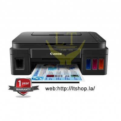 Canon PIXMA G3010 + INK TANK - Wi-Fi