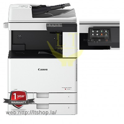 Photocopy Canon iRC3120 color