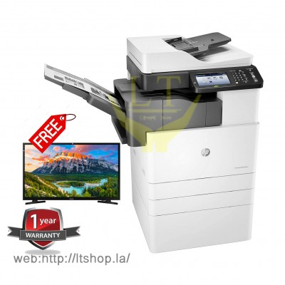 PHOTOCOPY HP MFP M72630DN - 30ppm Free TV Samsung 32""