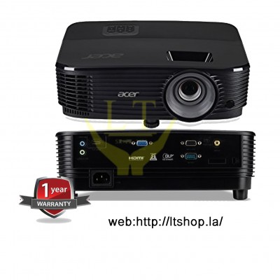 Projector Acer X1123H Free TV Sony 32""