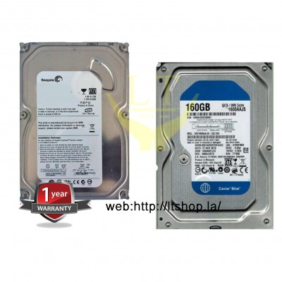 HDD 2TB For PC Sata