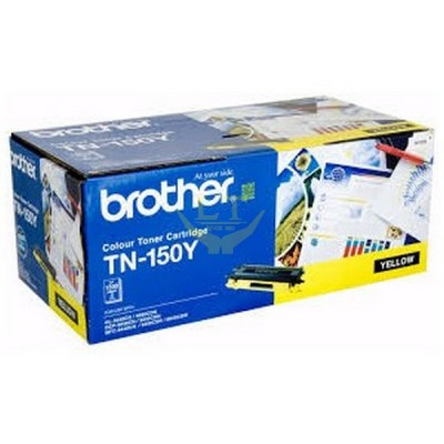 Toner Original BROTHER TN-150 'Y'