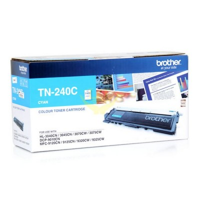 Toner Original BROTHER TN-240 'C'
