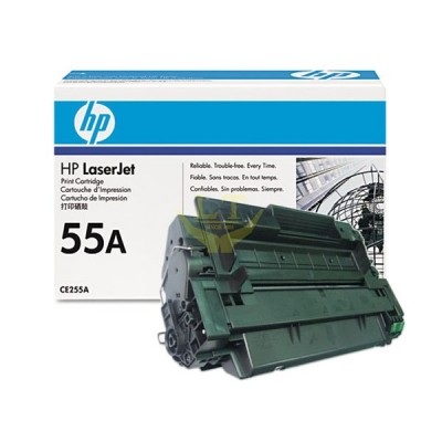 Toner Original HP CE255A
