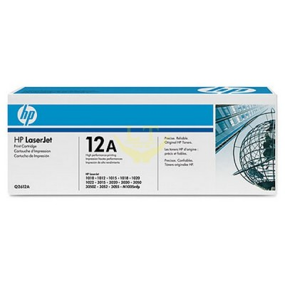 Toner Original HP Q26-12A